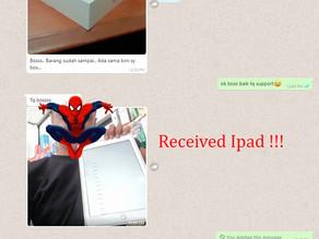 Free iPad AGAIN !!!