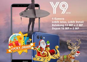 December 2019 Lucky Draw!