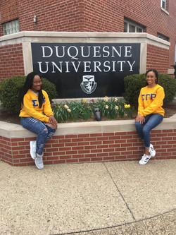 Duquesne University Sorors