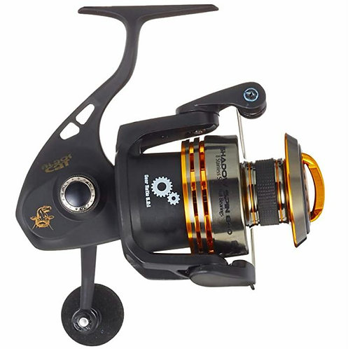 Black Cat Carrete Shadow Spin 860