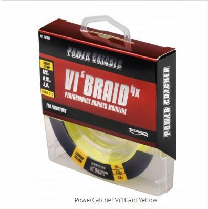 SPRO PowerCatcher Vi'Braid Yellow