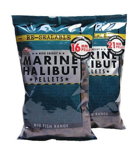 Dynamite Baits - Marine Hallibut Pellet - Drilled