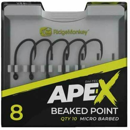 RidgeMonkey - Anzuelos Ape-X Beaked