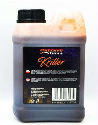 Massive Baits - Liquido - Kriller