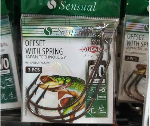 Mikado Sensual Offset with Spring