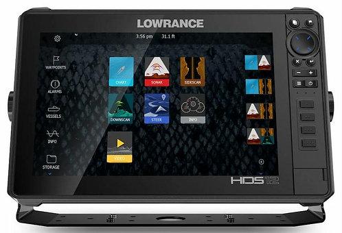 HDS LIVE 12 con Active Imaging 3-en-1