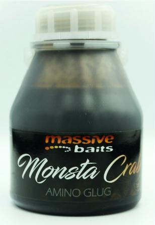 Massive Baits - Liquido - Amino glug - Monsta Crab