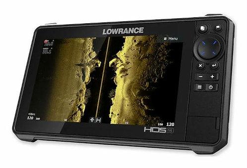 HDS LIVE 9 con Active Imaging 3-en-1