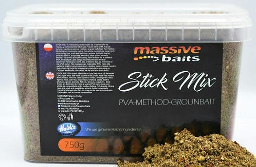 Massive Baits - Stick Mix Red Crayfish
