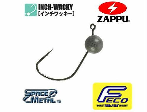 Zappu Anzuelos Inch Wacky