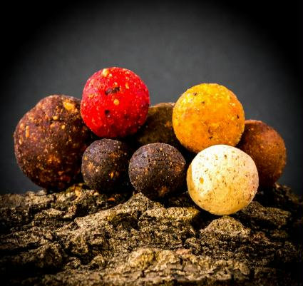 Massive Baits Vario Mixed Boilies - Cubo 10 Kg