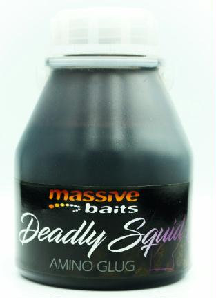 Massive Baits - Liquido - Amino glug - Deadly Squid