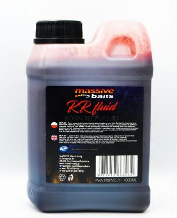 Massive Baits - Liquido - R.R. Fluid *Robin Red®