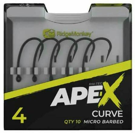 RidgeMonkey - Anzuelos Ape-X Curve