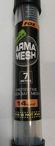 Fox Tubo ArmaMesh - 14mm - 7mts
