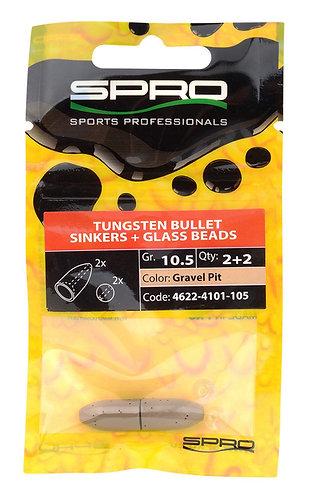 SPRO Tungsten Bullet Sinkers