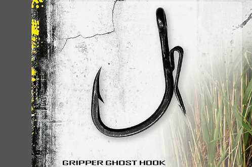 Black Cat Anzuelos Gripper Ghost Hook 1/0
