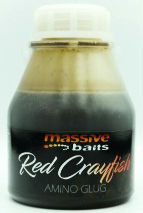 Massive Baits - Liquido - Amino glug - Red Crayfish