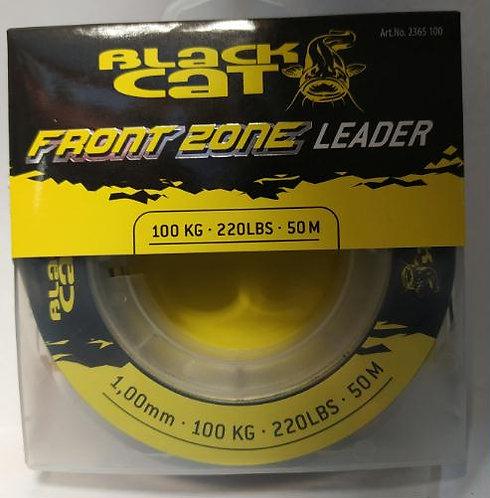 Black Cat Front Zone Leader  - 100Kg - 50mts