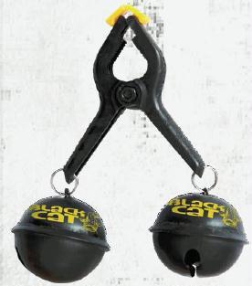 Black Cat Cascabeles Big Bells