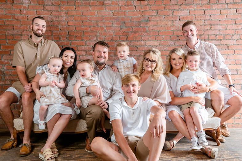 Family Portrait - SG Photography Lufkin, Texas - Family Portraits Lufkin, Texas