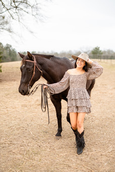 Kirsten Jones _ SG Photography _ Senior Portraits _ Lufkin, Texas