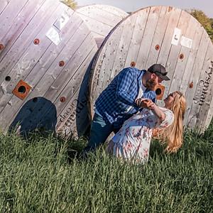William & Nicole Engagement Session