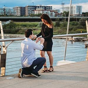 Kevin & Vanessa Proposal