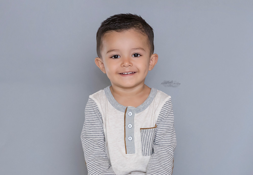 Two year old photoshoot