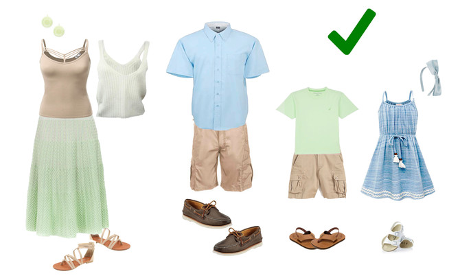 What to wear during your family photoshoot...Tips that you would have never though of.