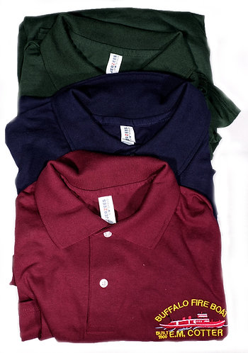Polo Embroidered Shirt
