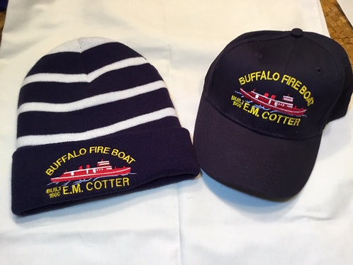 Baseball cap or Ski Cap