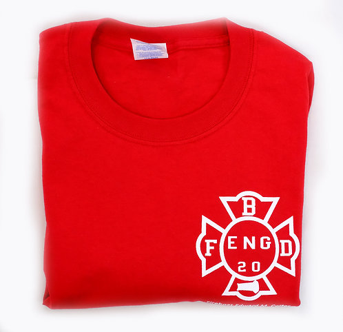T-shirt - Navy or Red