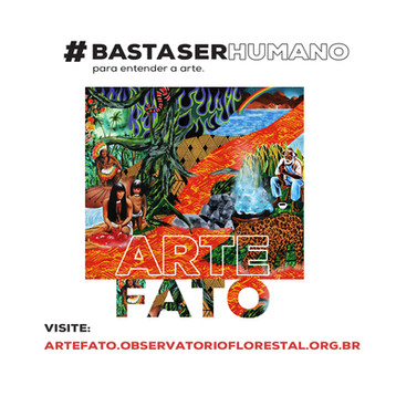#BastaSerHumano nova Campanha do Observatório do Código Florestal