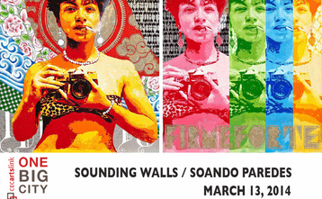 SOUNDING WALLS / SOANDO PAREDES
