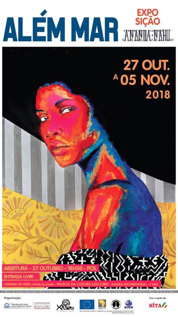 """Artista brasileira Ananda Nahú apresenta em Cabo Verde exposição """"Além-Mar"""""""