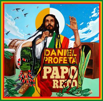 PAPO RETO, Capa para o novo Album do Daniel Profeta!