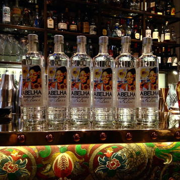 ABELHA CACHAÇA LAUNCHES IN LONDON MY EXCLUSIVE SUMMER LIMITED EDITION LABEL