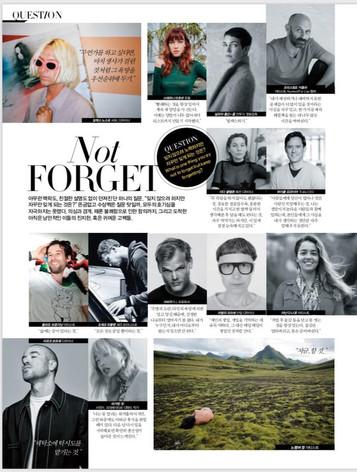 Featured at Harpers Bazaar South Korea