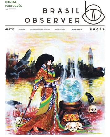 Brasil Observe July Cover #040