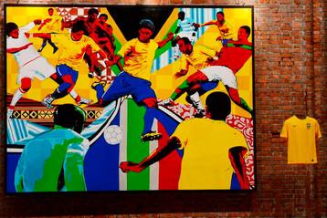 CASA FENOMENAL - NIKE - BRAZIL WORLD CUP 2014