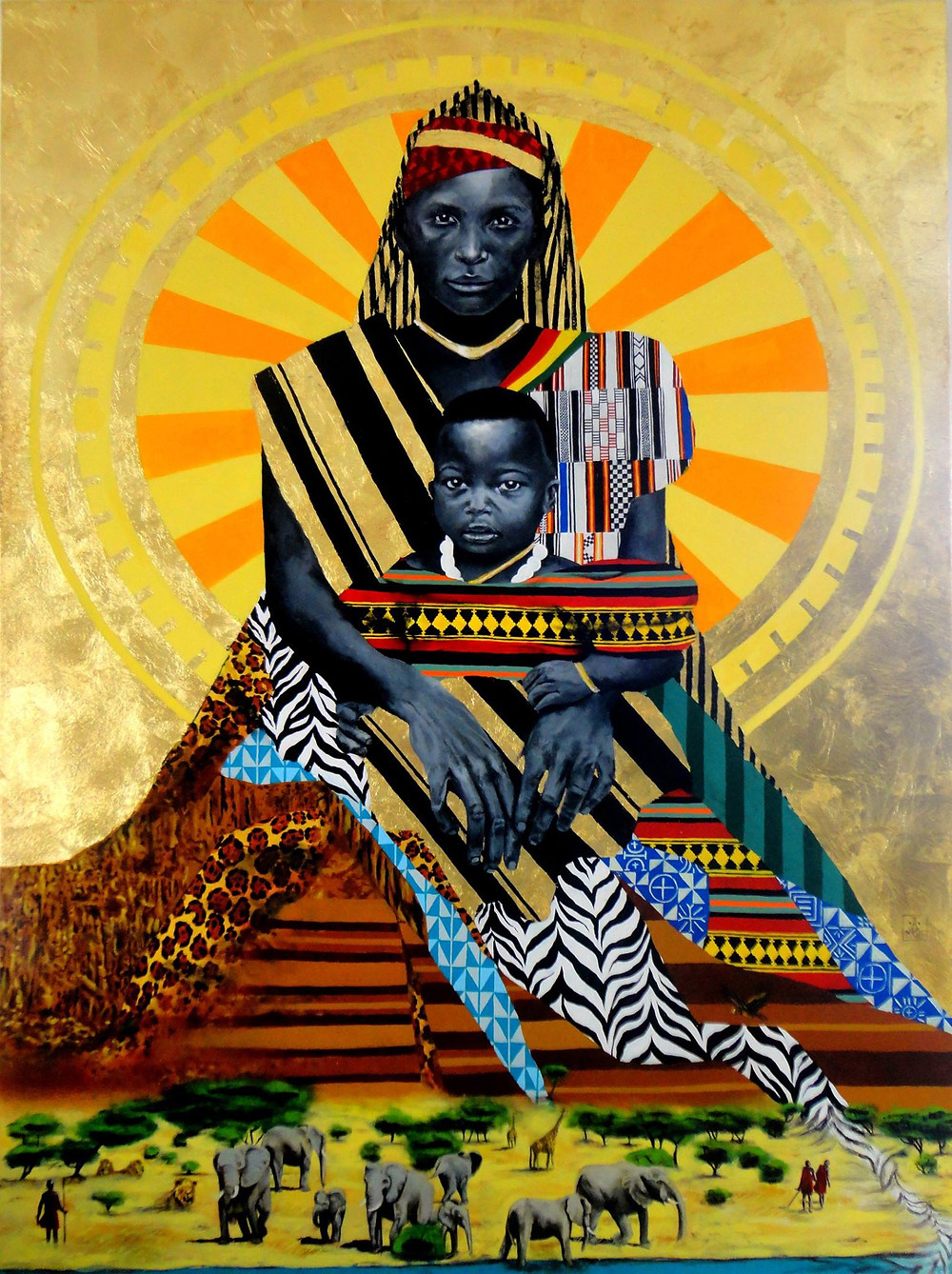 ananda nahu - mother africa