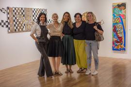 Gilza Velloso, Helena Maggioni, Ananda Nahu, Alessandra Venditta,