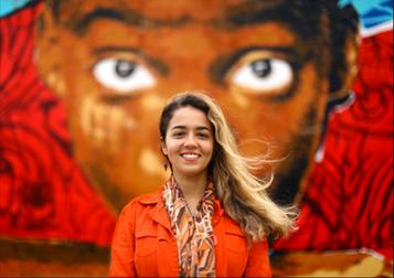 The Plain Dealer - Cleveland Foundation's Creative Fusion murals brighten Ohio City's Hinget