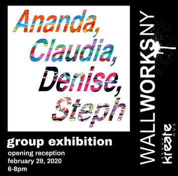 Group Exhibition at WallWorks Gallery New York