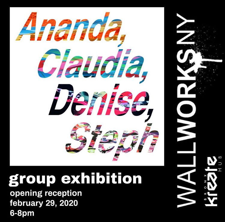 Group Show Wallworks Gallery