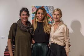 Laure Bacque, Ananda Nahu & Helena Maggioni