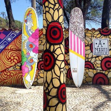Customização de Longboards para o Verão Carioca!