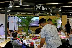 Oficina de customizacao da Hering