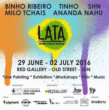 LATA STREET CULTURE FESTIVAL 2016